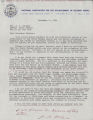 Letter, 1961 Dec. 11, (New York, N.Y.), Roy Wilkins, to Joseph A. De Laine, Sr., (Hollis, Long Island, N.Y.)