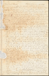 Letter from Arnold Buffum, Philadelphia, [Pennsylvania], to William Lloyd Garrison and Isaac Knapp, 1835 [January] 31