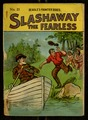 Slashaway, the fearless, or, The hermit of Spectre Isle / by J. Milton Hoffman.