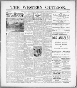 The Western Outlook. (San Francisco, Oakland and Los Angeles, Calif.), Vol. 22, No. 4, Ed. 1 Saturday, October 16, 1915 The Western Outlook