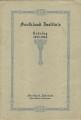 Southland Institute Catalog 1923-1924; Catalog of Southland Institute, Southland, Arkansas, 1923-1924