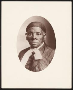 Albumen print of Harriet Tubman