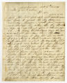 Letter by A. J. McElveen, Sumter, to Ziba Oakes