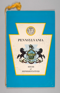 Pennsylvania House of Representatives Citation naming Maxine Sullivan Day