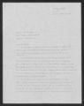 Letter: William Norris to Gov. Dan K. Moore, April 1968