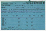 Enlistment Card for Booker T. Washington, 15th NY National Guard in 1929