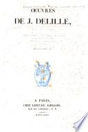 Oeuvres; avec les notes de Parseval Works