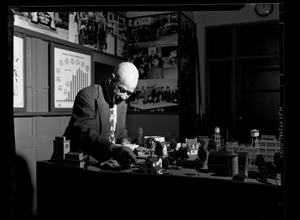 June FBI Series on Jim Amos] [cellulose acetate photonegative