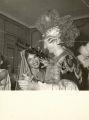 Katherine Dunham and John Pratt in costume