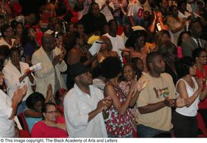 [Audience Engagement During Performance] Hip Hop Broadway: The Musical