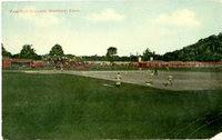 Base ball grounds, Hartford, Conn.