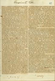Thomas Butler Gunn Diaries: Volume 15, page 97, January 23, 1861 [newspaper clipping continued]