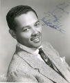 Billy Eckstine, jazz singer