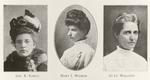Lou K. Early. ; Mary I. Weimer. ; Jo Lu Wolcott