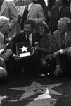 Smokey Robinson, Hollywood Walk of Fame, Los Angeles, 1983
