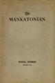 The Mankatonian, Volume 25, Issue 4, January 1913