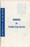 Handbook for Freedom Army Recruits