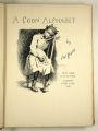 A coon alphabet (title page)