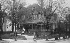 James M. Stephens Residence