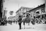 Parade 17th St. cor of Calif.