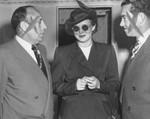 """Brenda Allen, Max Solomon and John J. Bradley, """"Vice Queen"""" pandering trial"""