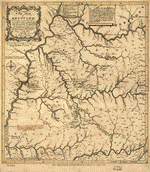 This map of Kentucke, drawn from actual observations, is inscribed with the most perfect respect, to the Honorable the Congress of the United States of America; and to His Excellcy. George Washington, late Commander in Chief of their Army