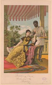 Bottling card