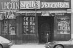 [Shelly's Manne Hole Jazz Club], views 1 & 2