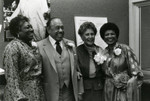 Cab Calloway and Others Pose for Photo