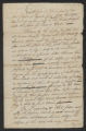 Session of November-December 1789: House Bills: Bill to Repeal Part of Act to Impose Duty On All Slaves Brought Into State by Land or Water (Rejected). November 10