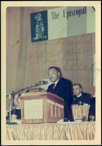 Martin Luther King Jr., circa 1960