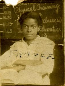 Francis Sullivan school photograph