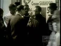 BLACKS COMMENT ON THEIR EFFORTS TO GET SEATED AMONG WHITES AT DOWNTOWN WINSTON LUNCH COUNTERS (NO DATE)