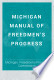 Michigan manual of freedmen's progress
