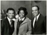A.W. Willis, Jr., Carla Thomas and Ben Hooks
