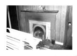 Matt Gardner House: fireplace