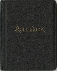 Roll Book, Book Lovers' Club