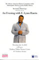 An Evening with E. Lynn Harris