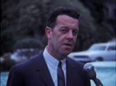 John B. Fisher, legislative consultant to Illinois Senator Everett M. Dirksen, doubts the success of the Poor People's Campaign