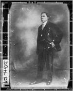 [Photograph of Dr. Joseph Winthrop Holley, Albany, Dougherty County, Georgia, ca. 1903]