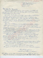 Thumbnail for Shida and Thomas Hollace to Mr. Meredith (7 September 1962)