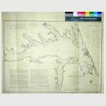 Preliminary chart of Albemarle Sound North Carolina