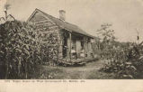 """""""Negro Home on West Government St., Mobile, Ala."""""""