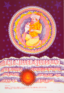 Pouring Vessel (The Miller Blues Band, Lee Michaels...Avalon Ballroom, San Francisco, California 1/20/67-1/21/67)