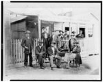 Sanitary Commission lodge, Washington, D.C.