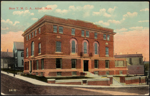 New Y.M.C.A., Athol, Mass.