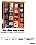 """""""The Time Has Come"""" Report Cover"""