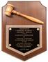 Barbara Jo Davis recognition plaque