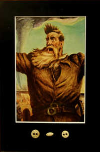 Buttons of John Brown's raiders