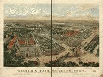 World's Fair, St Louis, 1904
